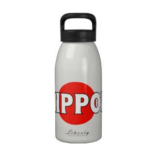 Botella de agua de Japón