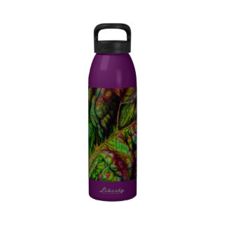 """Botella de agua de la """"belleza que se marchita"""""""
