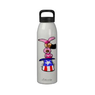 Botella de agua de la elección de los E E U U