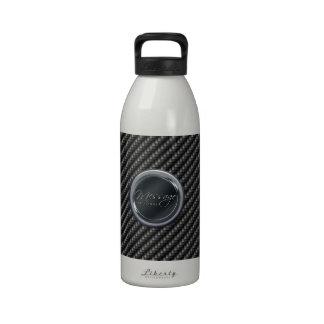 Botella de agua de la fibra de carbono 2