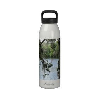 botella de agua de la foto del wb Artisanware