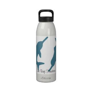 Botella de agua de la fundación de Baiji