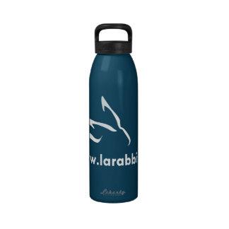Botella de agua de la fundación del conejo de Los