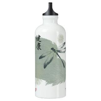 Botella de agua de la libélula (.6l)
