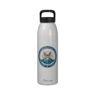 Botella de agua de la libertad de DSCMO