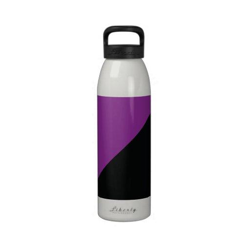 Botella de agua de la libertad de la bandera del A