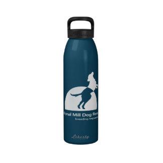 Botella de agua de la libertad de NMDR