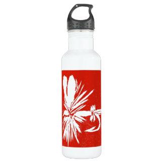 "Botella de agua de la mosca seca ""del cochero"