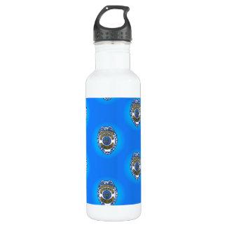 Botella de agua de la policía de Akron Ohio