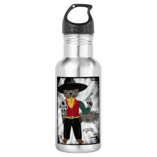 Botella de agua de Nutto del poncho
