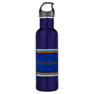 Botella de agua de Pennsylvania (24 onzas)