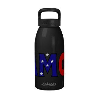 Botella de agua de Samoa