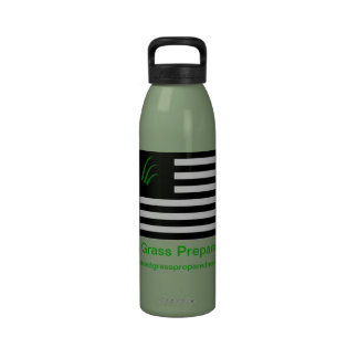 Botella de agua de SGP