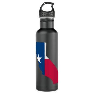 Botella de agua del Californian del Texan