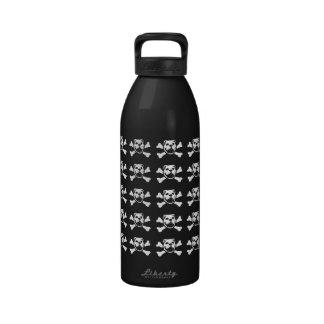 Botella de agua del CRÁNEO del DOGO (por el asilo