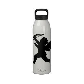 Botella de agua del Cupid