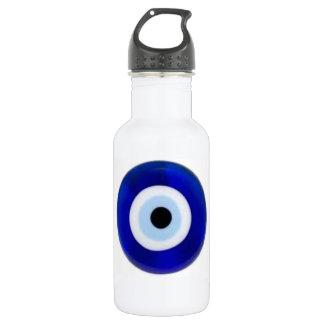 Botella de agua del mal de ojo