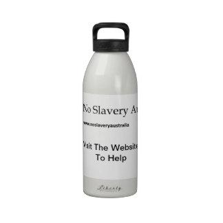 Botella de agua del NSA