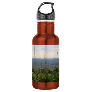 Botella de agua del parque nacional de las
