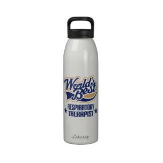 Botella de agua del regalo del terapeuta respirato