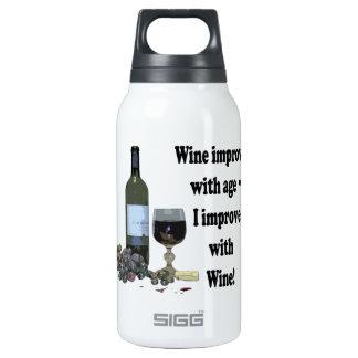 Botella de agua del viajero 1.0L de SIGG
