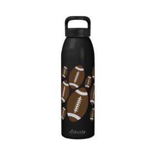 Botella de agua - fútbol