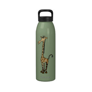 Botella de agua impresionante de la jirafa AB