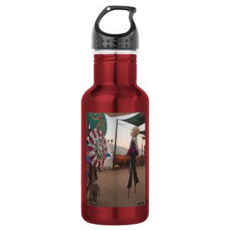 Botella de agua inoxidable del agua de Showtime