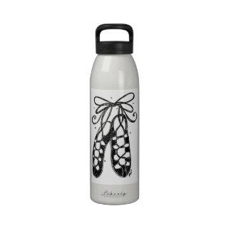 Botella de agua irlandesa del bailarín