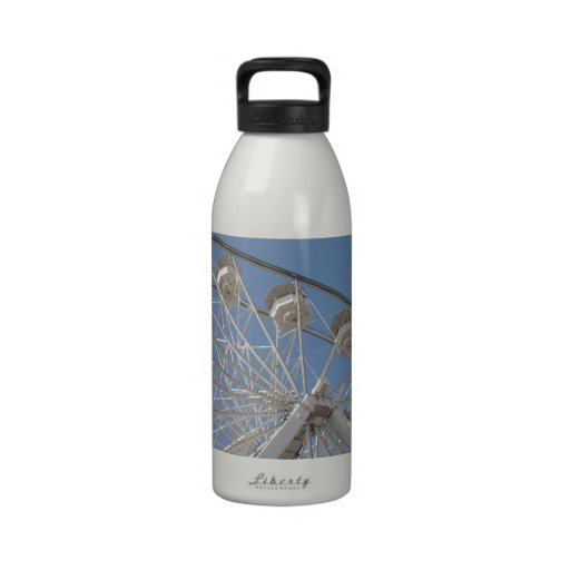 Botella de agua - noria