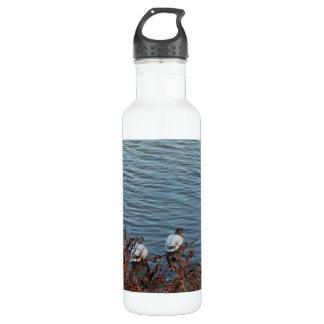 Botella de agua: Patos en el lago Atascadero