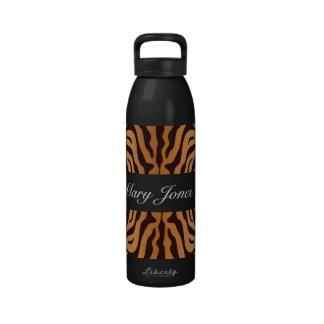 Botella de agua personalizada de la libertad del e