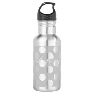 Botella de agua personalizada del acero inoxidable