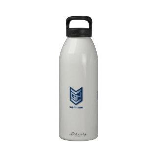 Botella de agua QSD de GuyNet