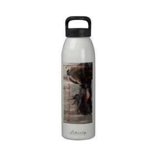 Botella de agua torpe de la libertad del organismo
