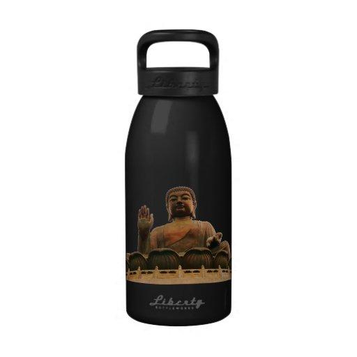 Botella de Buda Libert Botella De Agua