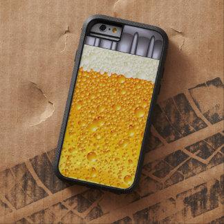 Botella de cerveza funda de iPhone 6 tough xtreme