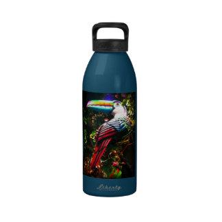 Botella de consumición portátil de Toucan Botellas De Agua Reutilizables