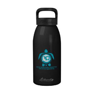 Botella de la bebida de Tartarugas para Amanhã MM Botella De Agua Reutilizable