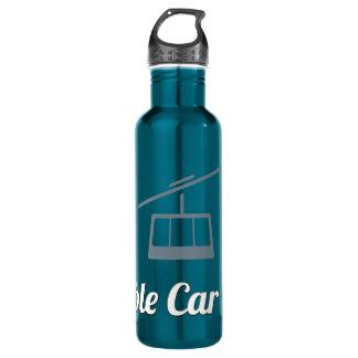 Botella de la bebida del metal