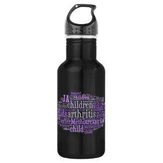 Botella de la conciencia de la artritis/taza/taza