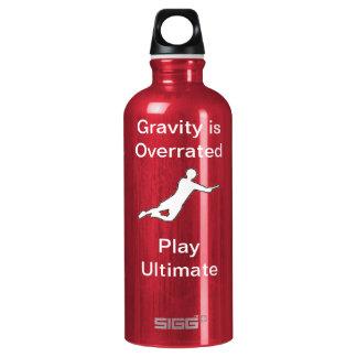 Botella de la gravedad