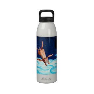 Botella de la hidración del conejito de Nightfligh Botella De Agua
