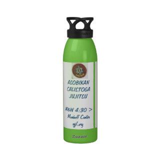 Botella de la hidración del IR DE DISCOTECAS Botellas De Agua Reutilizables