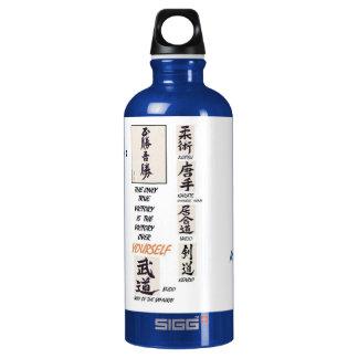 Botella de la hidración del IR DE DISCOTECAS