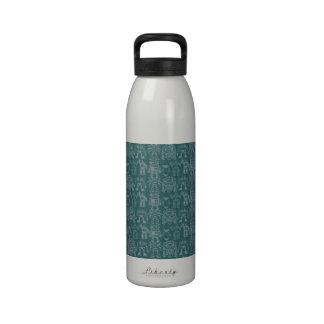 Botella de la libertad botella de agua reutilizable