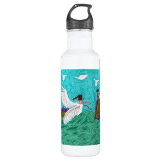 Botella de la libertad de Aioga