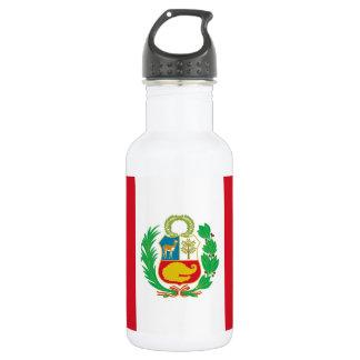 Botella de la libertad de la bandera de Perú