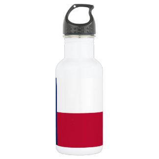 Botella de la libertad de la bandera del estado de