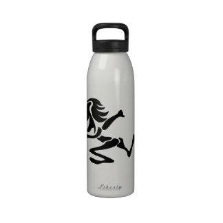 Botella de la libertad de la bebida de los corredo botella de agua